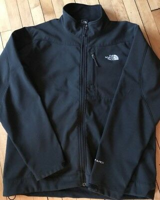 The North Face Mens APEX Jacket Black Size Large Pre-Owned