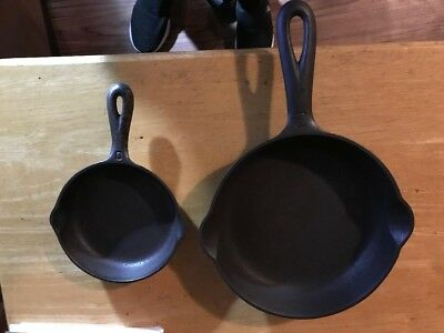 Griswold  3 709B With Bonus 0 562 Nicely Seasoned