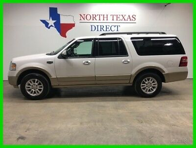 2012 Ford Expedition King Ranch EL Camera Heated and Cooled Leather Tv 2012 King Ranch EL Camera Heated and Cooled Leather Tv  Used 5.4L V8 24V SUV