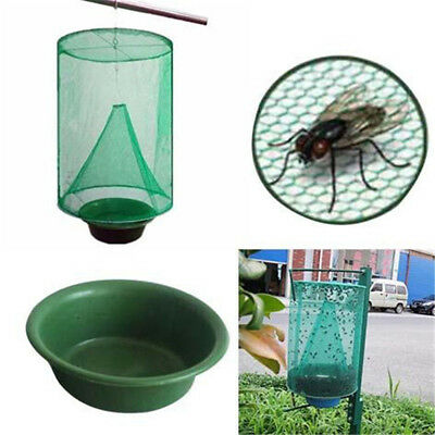 Folding Hang Insects Pest Control Mosquito Repellent Fly Catcher Mesh Net