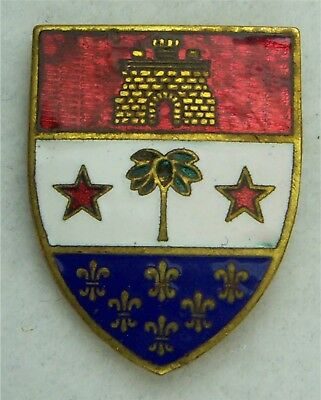 Original: WW 2     110  Infantry   DI / DUI / Crest PB  (variation)
