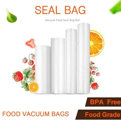 500cm Food Vacuum Bag Food Storage Sealer Bags Kitchen Packaging Film Keep Fresh