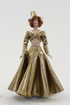 """Cleo - """"The Big Broadcast"""" (Edith Head) Porcelain Doll by Robert Tonner"""