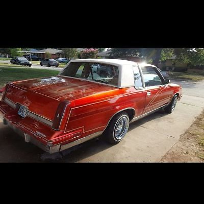 1984 Oldsmobile Cutlass  1984 oldsmobile cutlass lowrider hydraulics