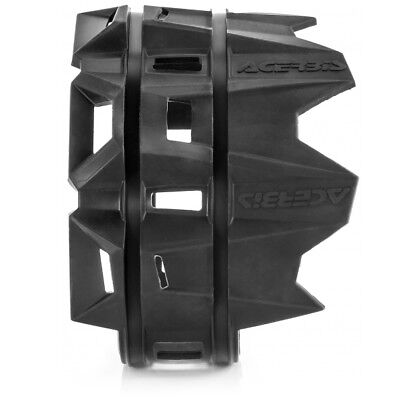 Acerbis NEW Mx Universal Black Motocross Dirt Bike Silencer Exhaust Protector