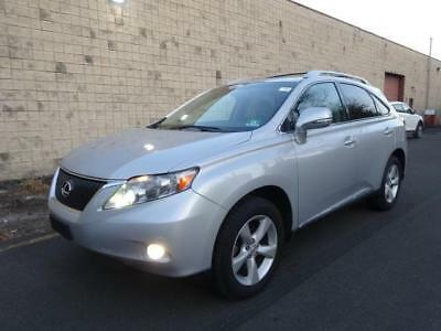 2012 Lexus RX AWD TECH PKG RX 350 AWD TECH PKG FACTORY PAINT ONLY HIGHWAY MILES BRAND NEW TIRES LIKE NEW