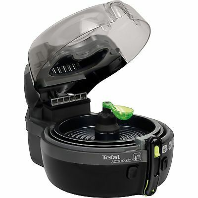 Tefal ActiFry 2in1 YV9601 , Fritteuse, schwarz