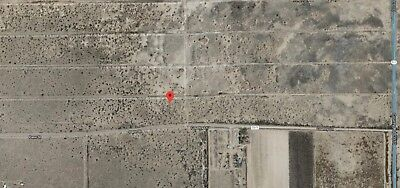 1/2 acre dry camping lot in southern New Mexico