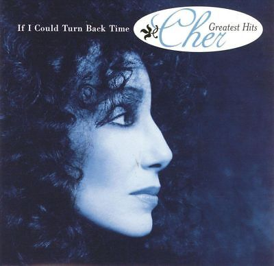 If I Could Turn Back Time: Greatest Hits by Cher (CD, Mar-1999, Geffen) *NEW*