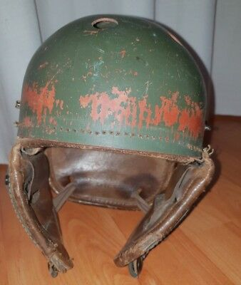 Us army marked M38 tanker tank helme Stahlhelm WW2