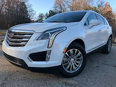 2017 Cadillac XT5 Luxury 2017 Cadillac XT5 Luxury