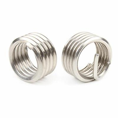 Recoil 23089 Tanged Free-Running Coil Threaded Insert, 1/2-13 UNC, 1.5D Length,