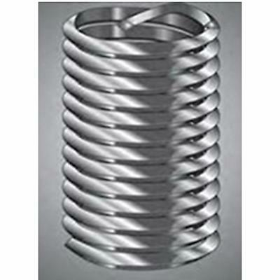 Recoil 24089 Tanged Screw-Locking Coil Threaded Insert, 1/2-20 UNF, 1.5D Length,