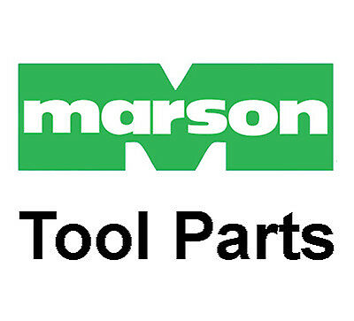 Marson Tool Part M88100 Air Inlet Connector for 302-E, 304-E Tools (1 PK)