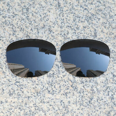 RawD Black Polarized Replacement Lenses for-Oakley Drop In OO9232 Sunglass