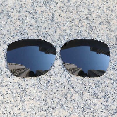RawD Black Polarized Replacement Lenses for-Oakley Overtime OO9167 Sunglass
