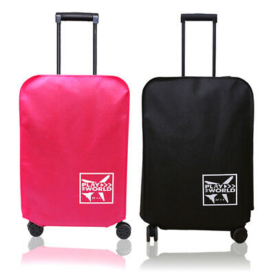 1Pc Waterproof Protective Travel Luggage Suitcase Dustproof Cover