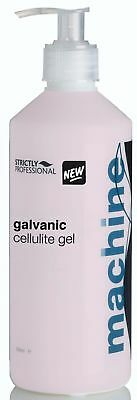 Strictly Professional Galvanic Cellulite Gel 500ml