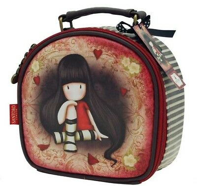 Beauty case trousse pochette SANTORO Gorjuss The Collector originale