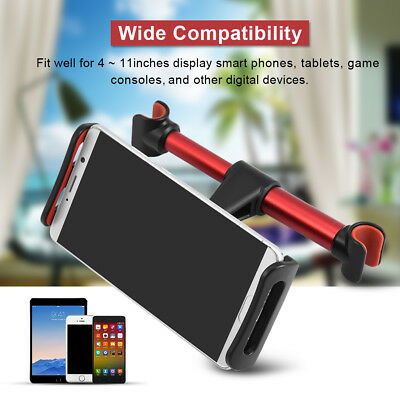 Car Rear Holder Case Stand Phone Tablet Game Console Bracket for Nintendo Switch