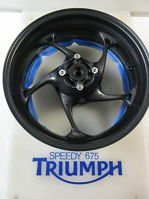 Triumph Street Triple 765 S Rear Wheel T2010924 Fits From 2017