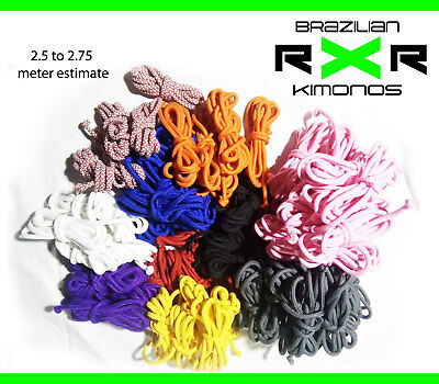 Replacement Rope For BJJ Pants Jiu-Jitsu Drawstring Durable Rope Jiu Jitsu