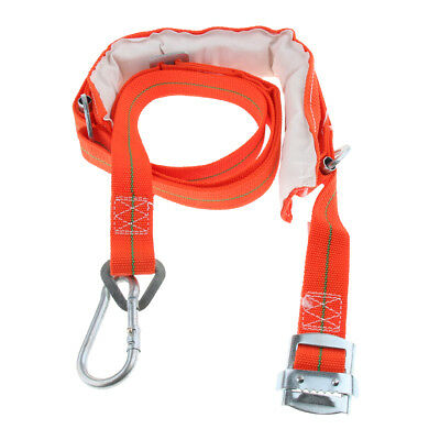 Insulated Fall Protect Arrest Safety Electrician Harness Belt 100kg