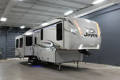2018 Jayco Eagle 321 Rsts  Fifth Wheel Rear Living