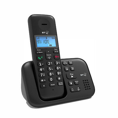 BT 3960 Single Digital Cordless Phone With Answer Machine New NWW LIMITED STOCK