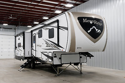 2019 Highland Ridge Mesa Ridge Fifth Wheel 313 Rear  Kitchen