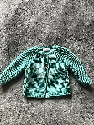 Next Cardigan Size 0-3 Months Excellent Condition