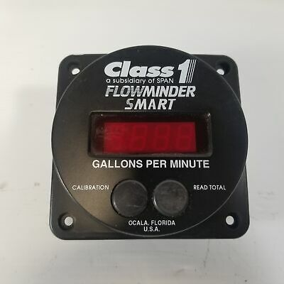 Class 1 10011 FlowMinder Smart Display Assembly