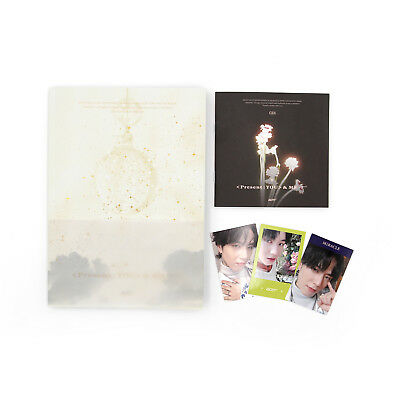 [GOT7]PRESENT:YOU&Me Repackage Album/You and Me ver.+3 YUGYEOM Photocards
