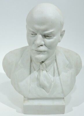 Large Bust of Russian Soviet Communist Leader Lenin