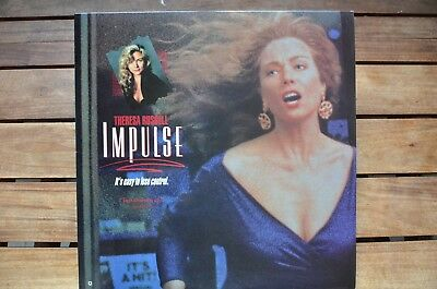 IMPULSE with Theresa Russell - NEW LaserDisc - FREE Post - mmoetwil@hotmail.com