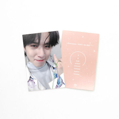 [GOT7]Present:You&Me Repackage Official Photocard/Miracle/YUGYEOM 1