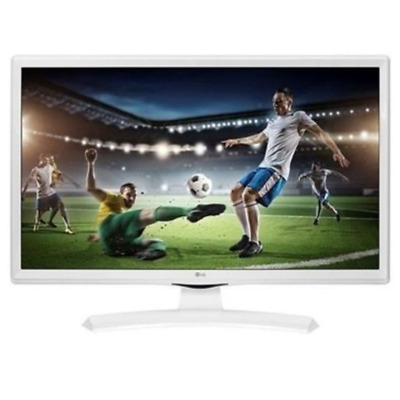 "Tv Led Lg 24"" Hd Ready Hdmi Usb Dvb-T2 24Tk410V-Wz White"