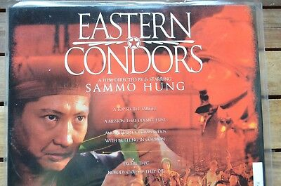 EASTERN CONDORS from Sammo Hung - NEW LaserDisc FREE Post mmoetwil@hotmail.com