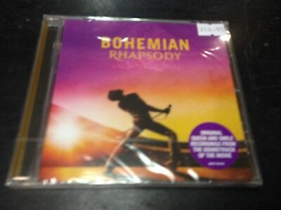Bohemian Rhapsody The Original Soundtrack Cd New Mint Sealed 2018