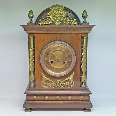 Antique Mantel Clock - 19th Century