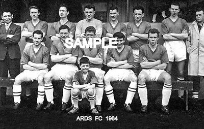 Ards FC 1964 Team Photo
