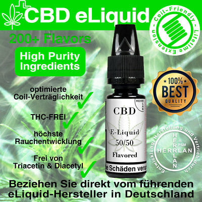 CBD E-Liquid 50/50 ⭐>300 TERPENE⭐THE NEW GENERATION TERPEN LIQUIDS⭐100mg-2000mg✅