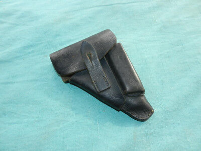 Vintage Walther PPK Leather  German WWII Army Holster