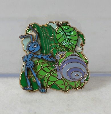 Disney Parks Pin 51815 It's Tough To Be A Bug Flik A Bug's Life Pixar