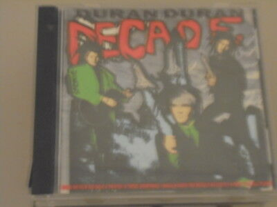CD /Duran Duran - Decade (Greatest Hits, )