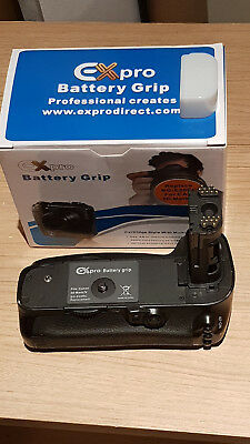 Ex-Pro Vertical Battery Grip for Canon EOS 5D Mark IV