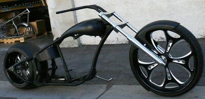 2018 Custom Built Motorcycles Chopper  MMW AMERICAN HOLESHOT  300 REAR , 26 FRONT  SOFTAIL ROLLING CHASSIS