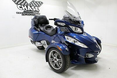 2011 Can-Am SPYDER RT SM5 **SHIPPING STARTS AT $199**  2011 CAN-AM SPYDER RT SM5 TOURING TRIKE  **LOW MILES** SHIPPING STARTS AT $199