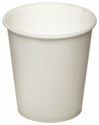 Solo Paper Water Cups 3 oz., White, 100/Pack (Lot of 30 packs)