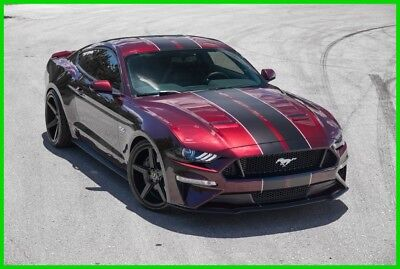 2018 Ford Mustang Whipple Supercharged tage II Whipple, 700+ RWHP, 10-speed Auto, FAST!!